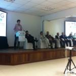 Coordenador do CENPALEO em Simpósio Sul Brasileiro de Geologia