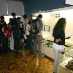 Cenpáleo recebe acadêmicos da UFSC para visita técnica