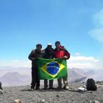 Equipe do Cenpáleo da universidade do contestado realiza expedição internacional para coleta de peças para o museu da terra e da vida