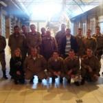Polícia Militar de Mafra e região visita o Cenpáleo